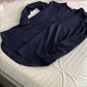 Old navy sheet tunic